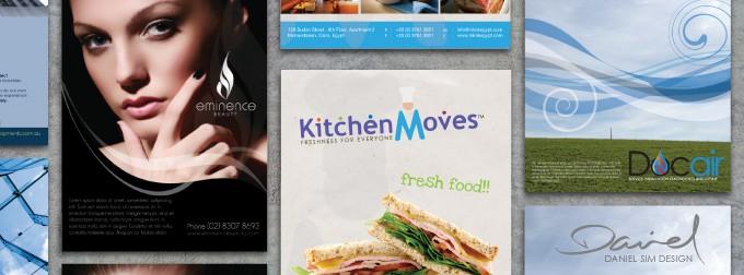 Advertising Design by Daniel Sim