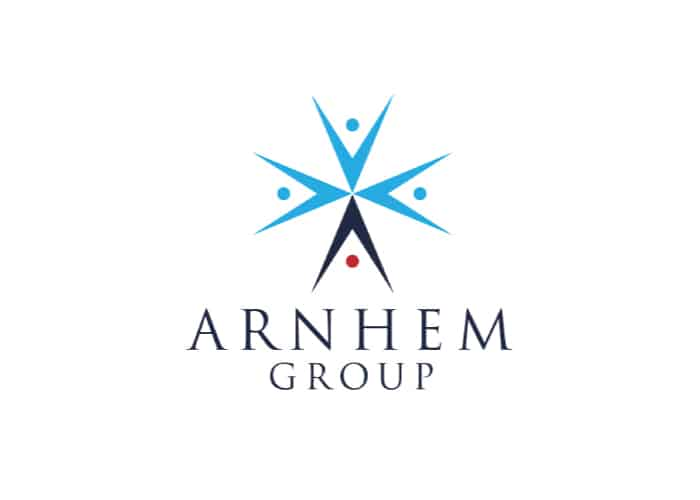 Arnhem Group Logo Design by Daniel Sim