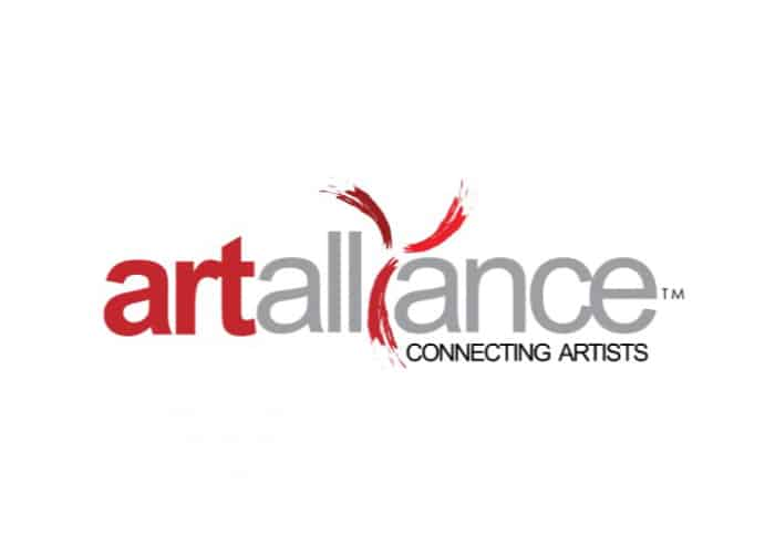 Art Alliance Logo Design by Daniel Sim