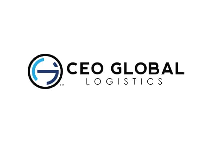 CEO Global Logistics Logo Design by Daniel Sim