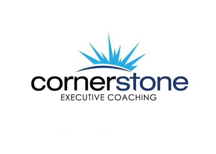 Cornerstone Executive Coaching Logo design by Daniel Sim
