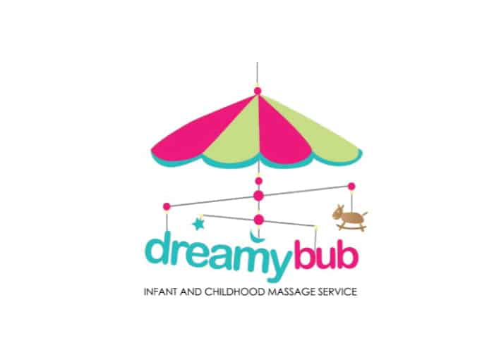 Dreamy Bub Logo design by Daniel Sim