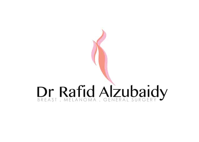 Dr. Rafid Alzubaidy Logo Design by Daniel Sim