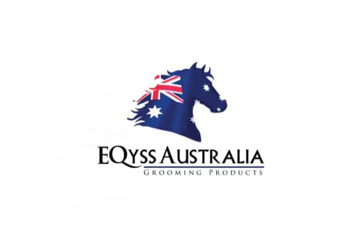 Eqyss Australia Grooming Products Logo design by Daniel Sim