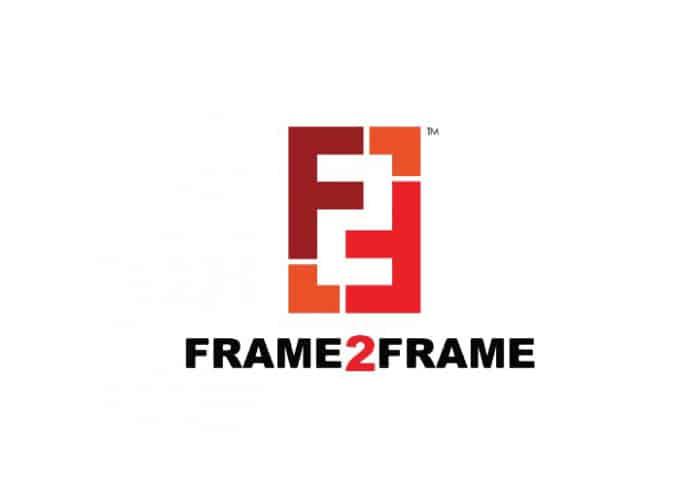 Frame 2 Frame Logo design by Daniel Sim