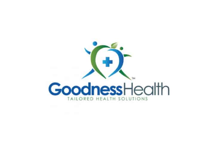 Goodness Health Logo design by Daniel Sim