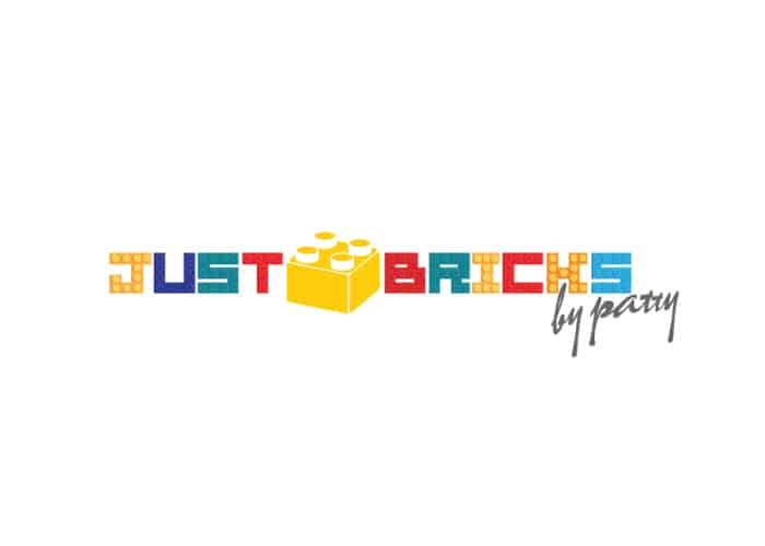Just Bricks Logo Design by Daniel Sim