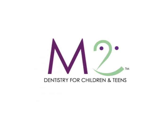 M2 Pediatric Dentist Logo Design by Daniel Sim