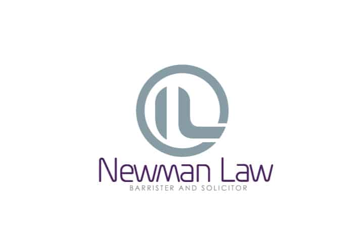 Newman Law Logo Design by Daniel Sim
