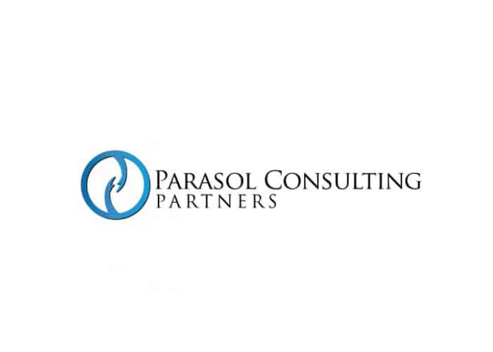 Parasol Consulting Partners Logo design by Daniel Sim