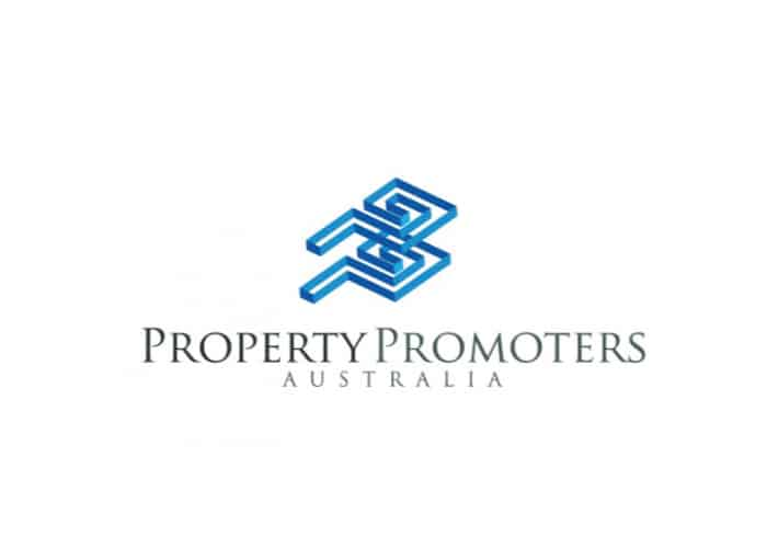 Property Promoters Australia Logo Design by Daniel Sim