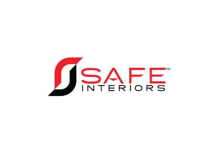 Safe Interiors Logo design by Daniel Sim
