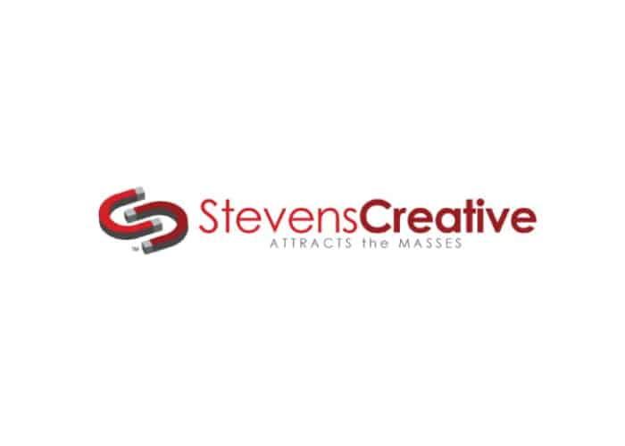 Stevens Creative Attracts the Masses Logo Design by Daniel Sim