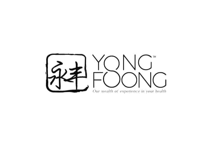 Yong Foong Logo Design by Daniel Sim